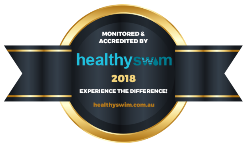 Healthy Swim Accredited Pool